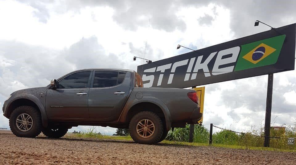 camionete L200 triton